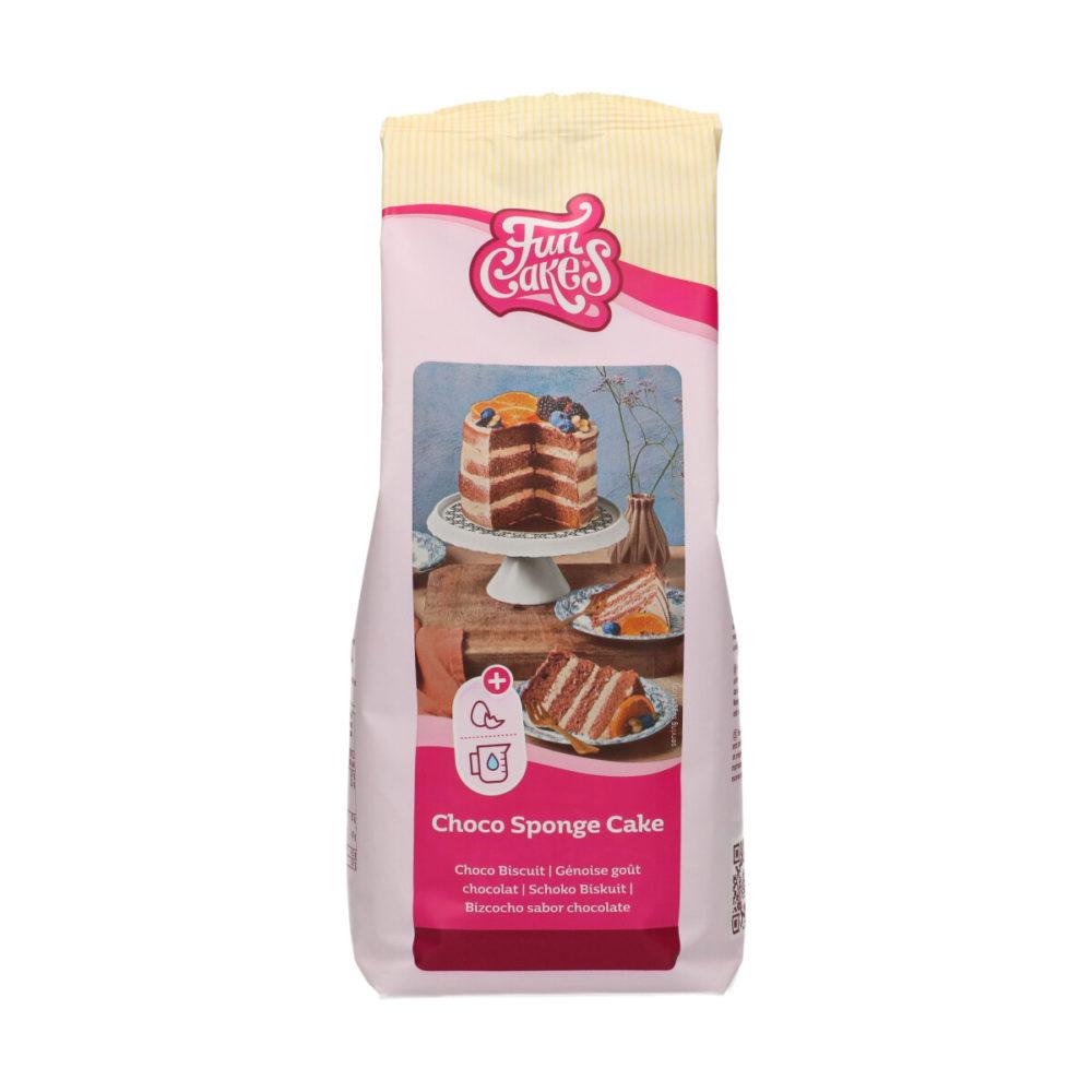 Mix voor Choco Biscuit