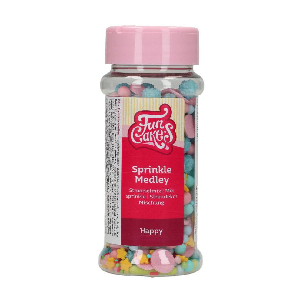 Sprinkle Medley Happy
