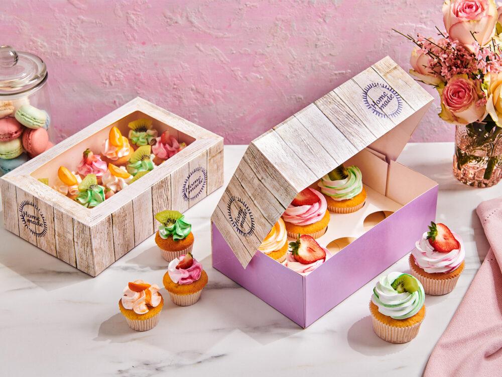Fruitige cupcakes