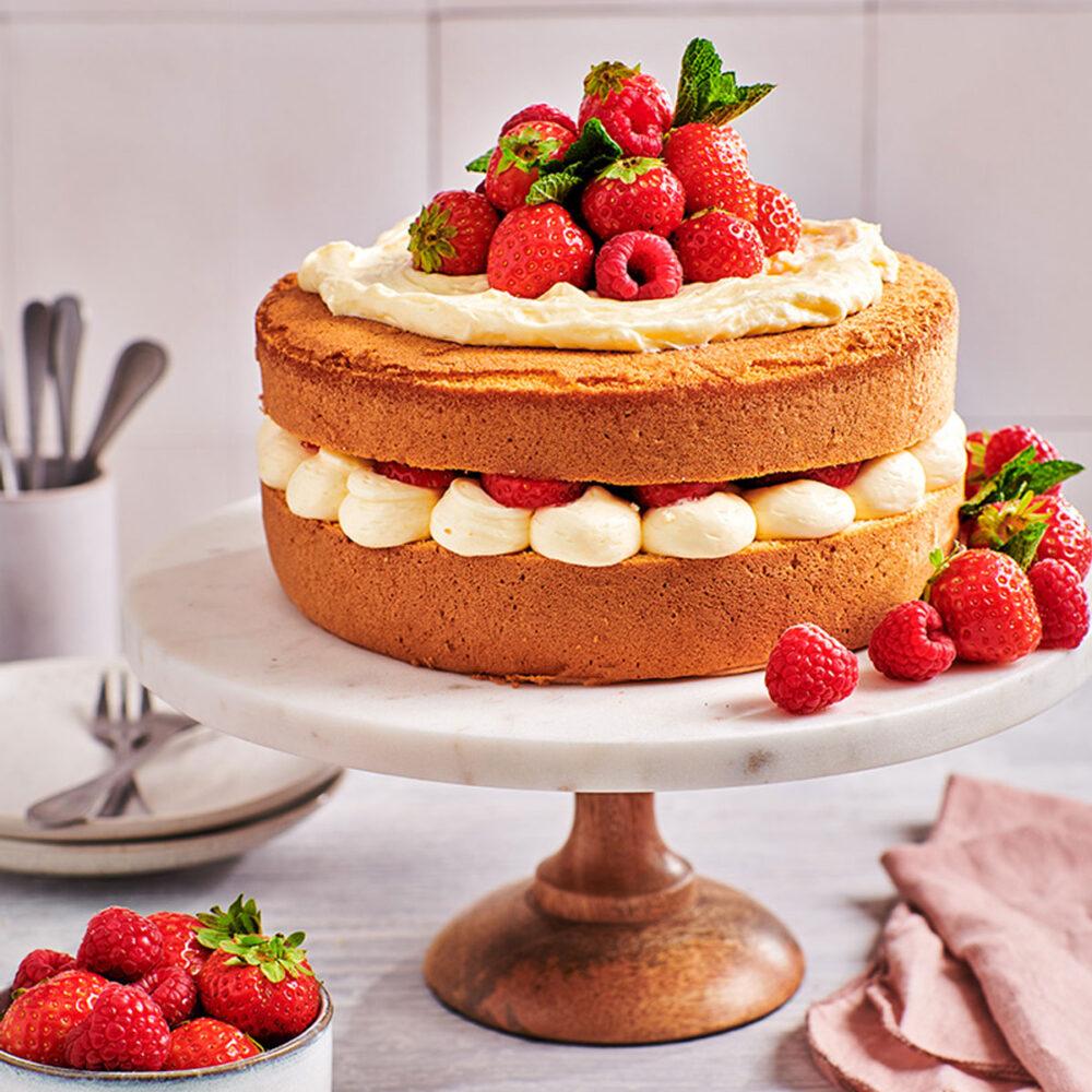 Mix for Victoria Sponge Cake